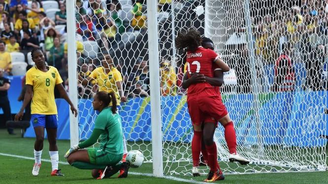 Brasil perde do Canadá na disputa do bronze no futebol feminino ... 5b504411319fd