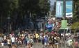 Público tem lotado o Boulevard Olímpico