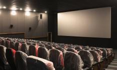 Uma das salas do complexo que terá cinco cinemas para filmes alternativos e premiados, mediante curadoria interna. Blockbusters de conteúdo também terão vez Foto: Divulgação/Alexandre Vieira