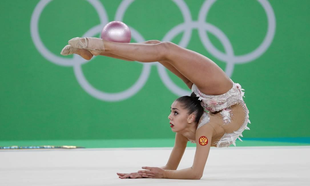 Ginástica artística emocionou atleta da Paralimpíada Foto: AFP Photo