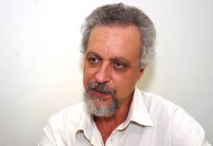 Léo Heller, relator especial da ONU para água e saneamento e pesquisador da Fiocruz-Minas Foto: Foca Lisboa/UFMG