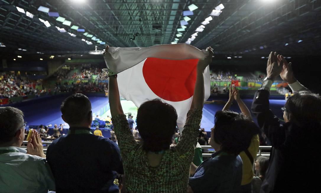 Japão Mark Humphrey / AP