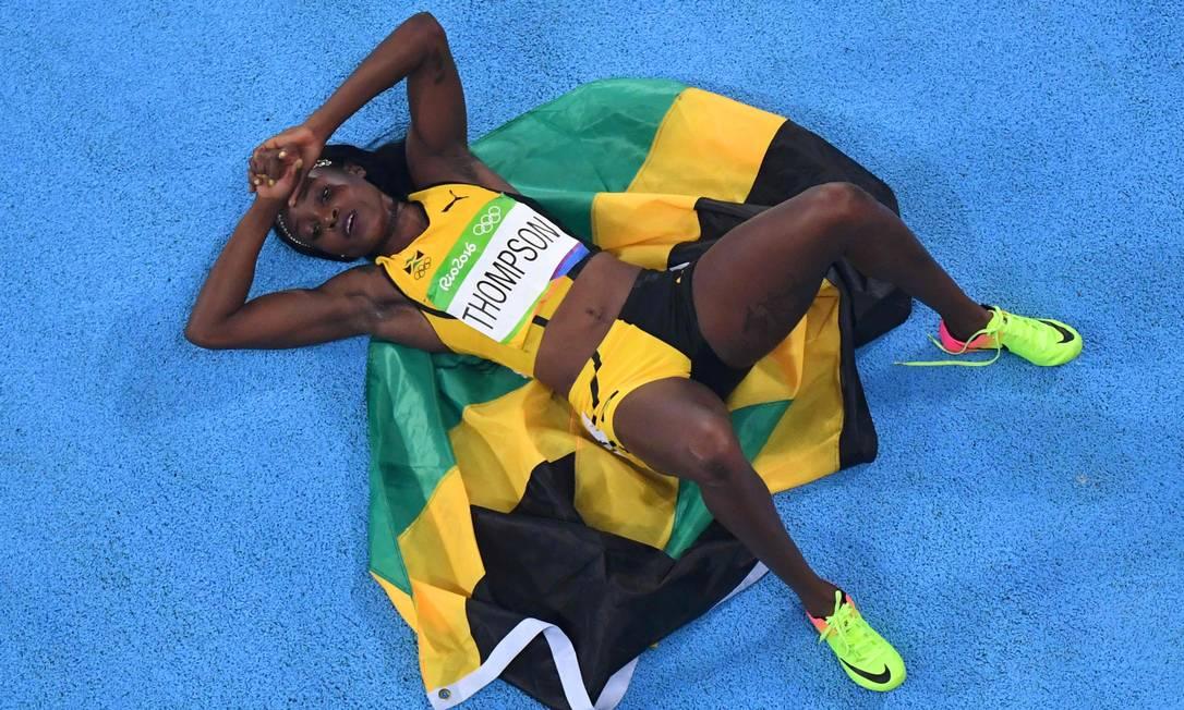Jamaica ANTONIN THUILLIER / AFP