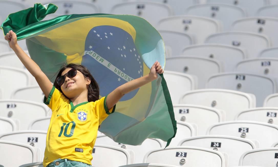 Brasil MIGUEL SCHINCARIOL / AFP