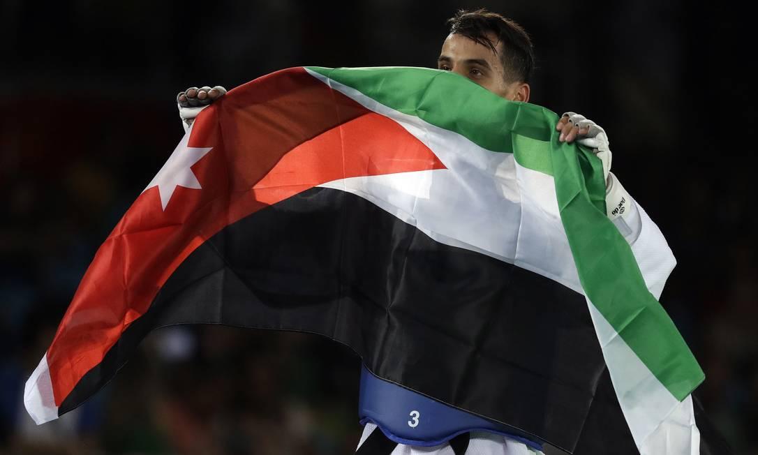 Jordânia Andrew Medichini / AP