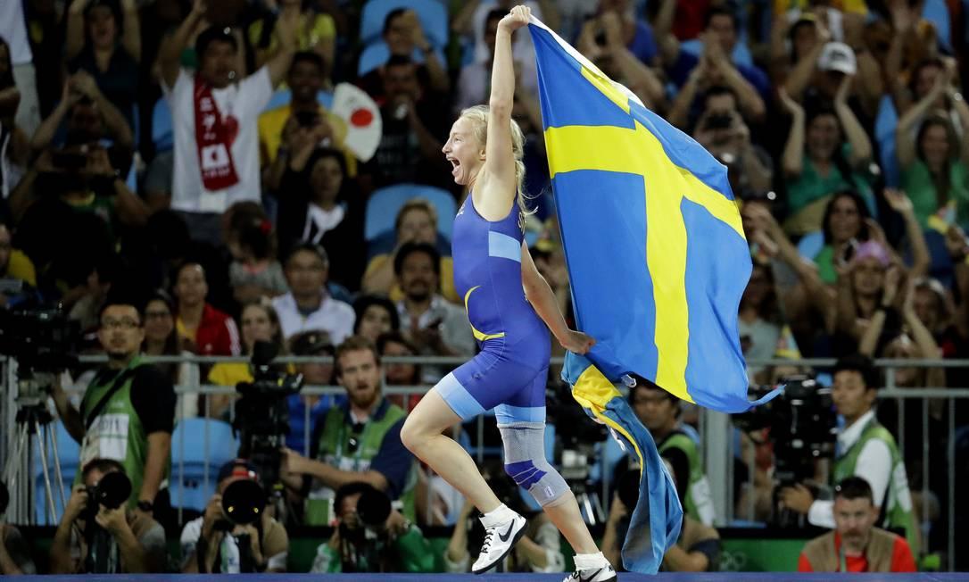Suécia Charlie Riedel / AP