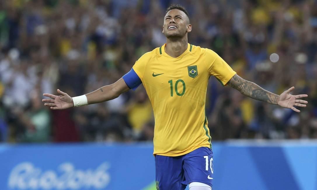 O ouro olímpico é do Brasil f21e1e23e0999