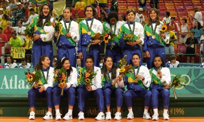 As sete medalhas de Bernardinho nos Jogos Olímpicos - Jornal O Globo 570d6c7de40f3