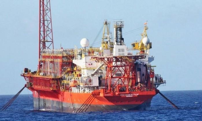 Resultado de imagem para Setor de petróleo do Brasil