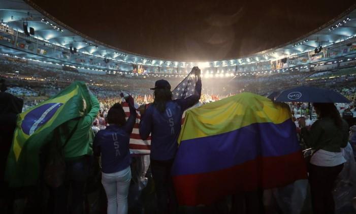 Cerimônia de Encerramento da Rio 2016 Foto: Jae C. Hong / AP