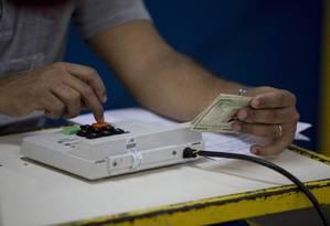 Votação nas últimas eleições Foto: Márcia Foletto / Agência O Globo