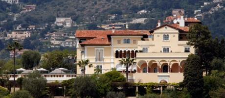 A casa mais cara do mundo, em Saint-Jean-Cap-Ferrat Foto: Eric Gaillard / Reuters