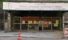 CAp-Uerj: apenas alunos do Ensino Médio voltaram às aulas Foto: Reprodução / TV Globo