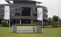 Prédio da dividão de sementes da Monsanto em Bergschenhoek, na Holanda Foto: Jasper Juinen / Bloomberg