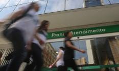 Expectativa. Mais de 2.000 cooperados votaram em eleição da Unimed Foto: Custódio Coimbra / O Globo