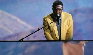 Exclusivo da Apple Music, novo disco de Frank Ocean pode ter sido a faísca que faltava na discussão de streaming Foto: John Shearer/Invision/AP