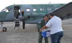 Governo reserva R$ 5 milhões para transporte de órgãos pela FAB Foto: Divulgação