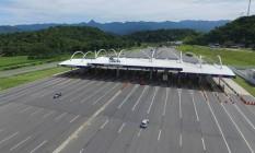 Pedágio fica 12,5% mais caro Foto: Divulgação Concer