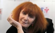 Sonia Rykiel, em junho de 2010 Foto: FRANCOIS GUILLOT / AFP