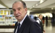 O senador Aloysio Nunes Foto: Michel Filho / Agência O Globo