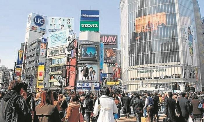 Estação Shibuya Foto: Divulgação