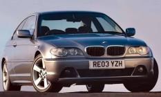 O modelo BMW 325Ci Coupé 2004 foi incluído no recall Foto: Divulgação