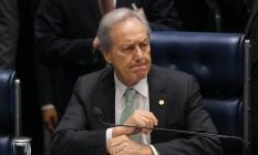 Ricardo Lewandowski, presidente do Supremo Tribunal Federal (STF). Foto: Ailton Freitas / Agência O Globo