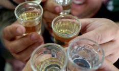 55,5% dos adolescentes revelaram já terem experimentado bebidas alcoólicas Foto: Márcio Alves / Agência O Globo