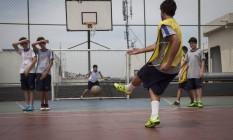 Percentual de estudantes do 9º ano com aulas de Educação Física por duas ou mais vezes por semana aumentou de 27,3% para 48,4% em três anos Foto: Hermes de Paula / Agência O Globo