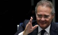 Presidente do Senado espera concluir votação em dois dias Foto: UESLEI MARCELINO / REUTERS/26-8-2016