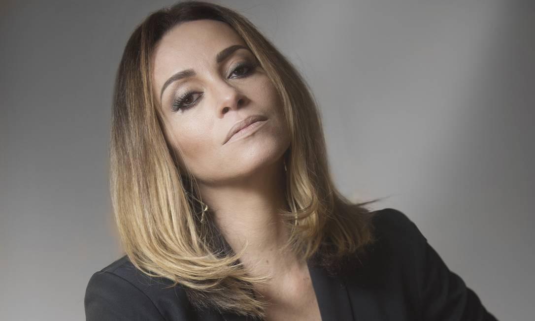 Co-autora da próxima novela das 18h, Suzana Pires ainda atua e produz