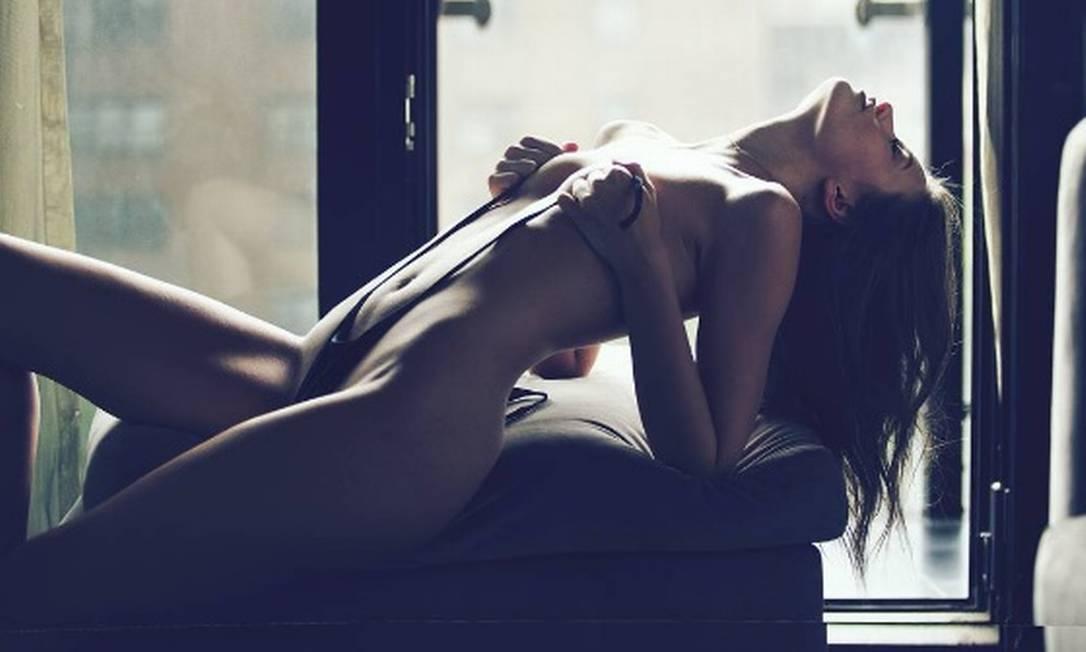 A modelo Lexi Wood Reprodução/ Instagram