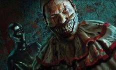 """Cena de """"American horror story"""", que inspira o Halloween no Universal Orlando Resort, na Flórida Foto: Divulgação"""