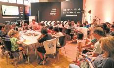 Crianças terão a chance do primeiro contato com o conceito de design participando de oficinas, atividade que fez sucesso nos últimos anos do evento Foto: Paula Johas / F3