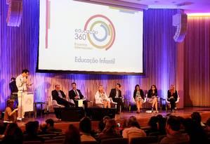 Inscrições para a terceira edição do Educação 360 começam no dia 8 de setembro Foto: Guilherme Pinto / Agência O Globo