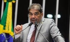 O senador Hélio José (PMDB-DF) Foto: Agência Senado