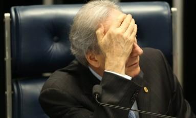 Lewandowski: testemunha está proibida de manifestar 'preferências ideológicas, alimentares e esportivas' Foto: ANDRE COELHO / Agência O Globo