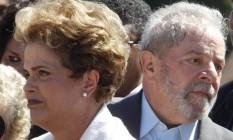 Petistas questionam se seria adequada a vinda de Lula ao Senado Foto: Givaldo Barbosa / Agência O Globo