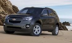 Chevrolet Equinox: problemas no pára-brisas Foto: Divulgação