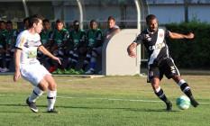 Vasco e Tupi empataram em 2 a 2 em Juiz de Fora Foto: Carlos Gregório Jr/Divulgação Vasco