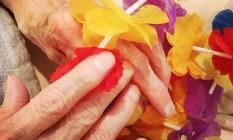 Mãos de um idoso Foto: Alamy/Latinstock