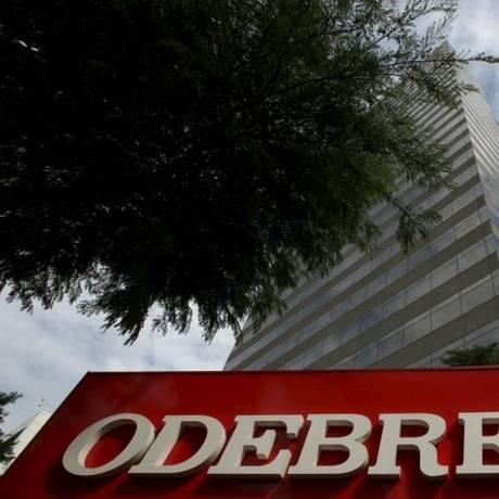Sede da Odebrecht em São Paulo Foto: Reuters