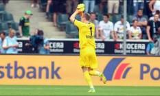 Bernd Leno é goleiro do Bayer Leverkusen Foto: Reprodução Twitter