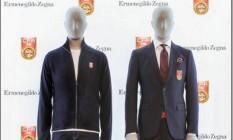 Grife fornecerá roupas à seleção chinesa até 2020 Foto: Divulgação