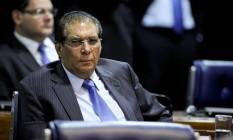 Jader Barbalho diz que fala de Dilma pode mudar votos Foto: Agência Senado