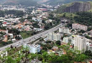 Da Igreja da Pena, Pechincha e Freguesia Foto: zecagoncalves / Agência O Globo