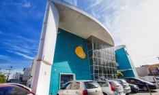 Gigante. Prédio da Oi, em SP: metade do municí pios que dependem da tele Foto: Edilson Dantas/Agência O Globo/08-07-2016