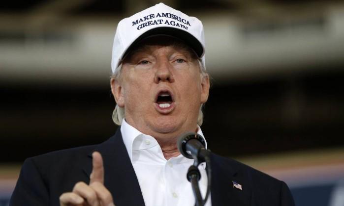 Donald Trump e presidente do México se reunirão nesta quarta-feira