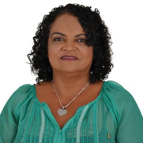 A vereadora baiana Dilma Alves também é candidata este ano Foto: Divulgação