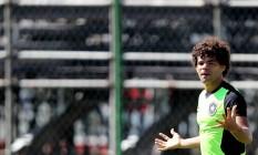 Meia foi muito elogiado no seu início no clube Foto: Vítor Silva / SSPress/Botafogo